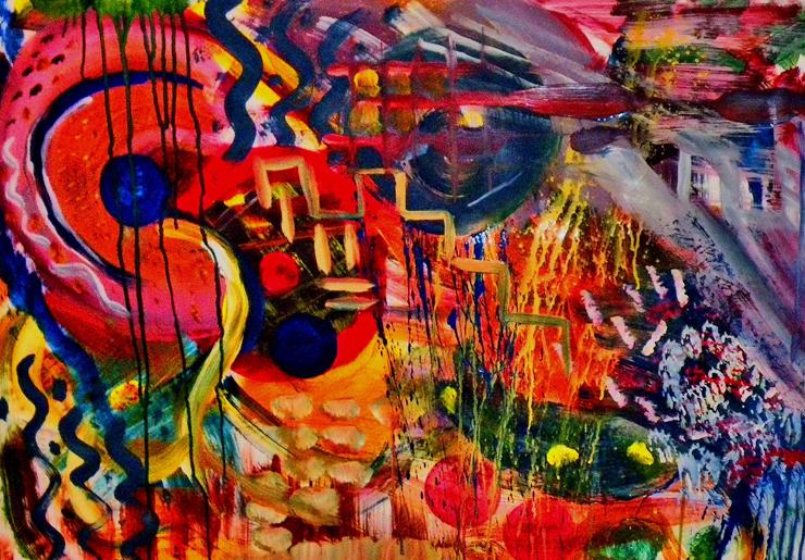 Pift dit hjem op med spændende nye malerier