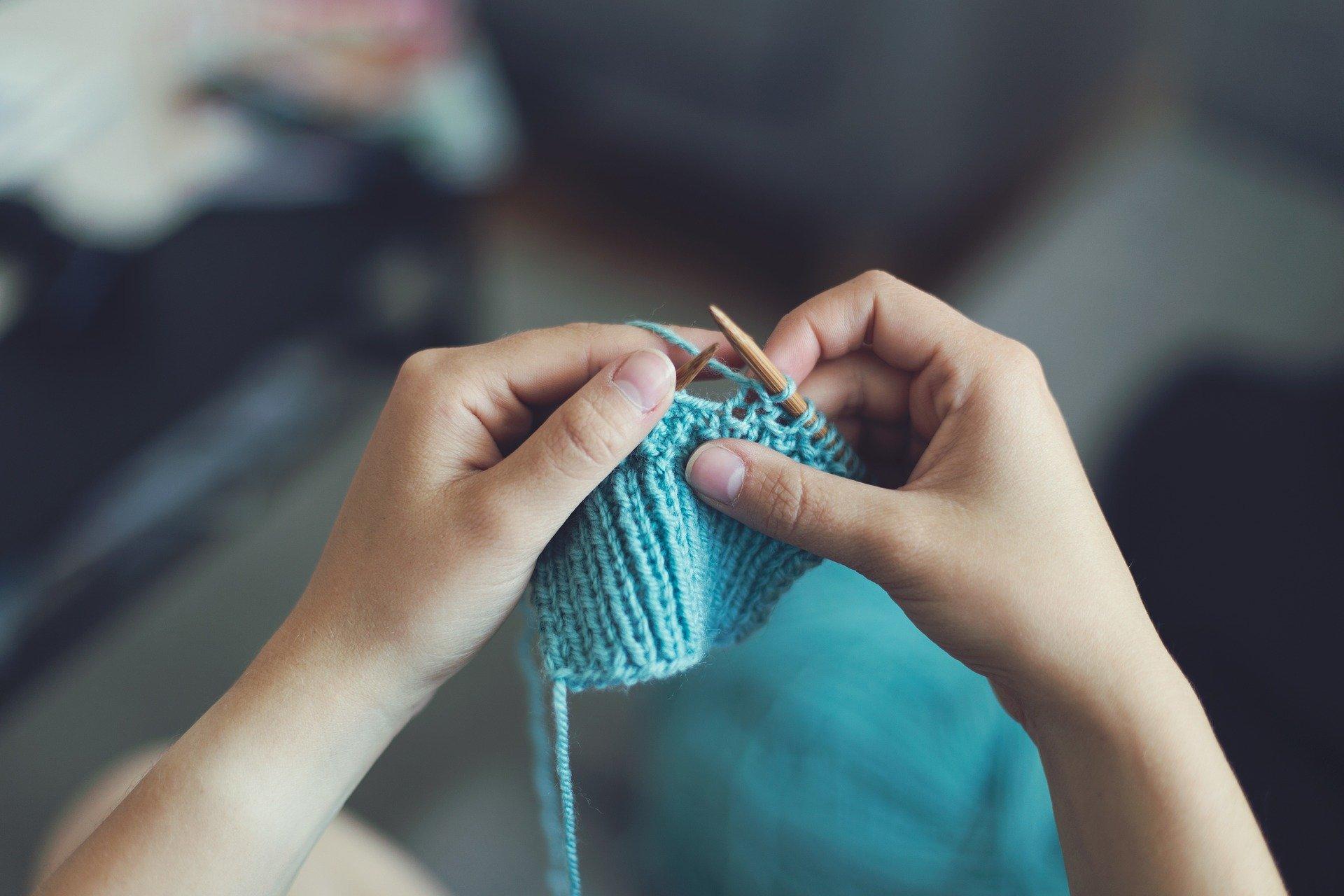 strikkearbejde